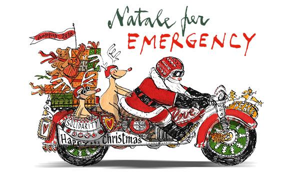Spazi Natale di EMERGENCY